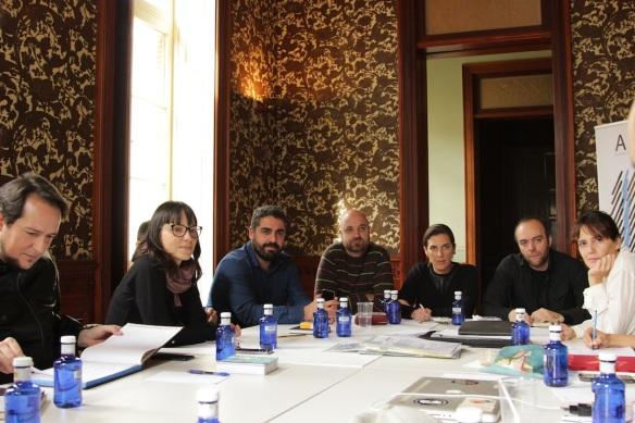 2. Miembros de Microclima durante Asamblea General_ Foto de Haliam Pérez